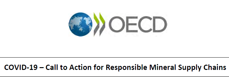 COVID-19 – Call to Action for Responsible Mineral Supply Chains