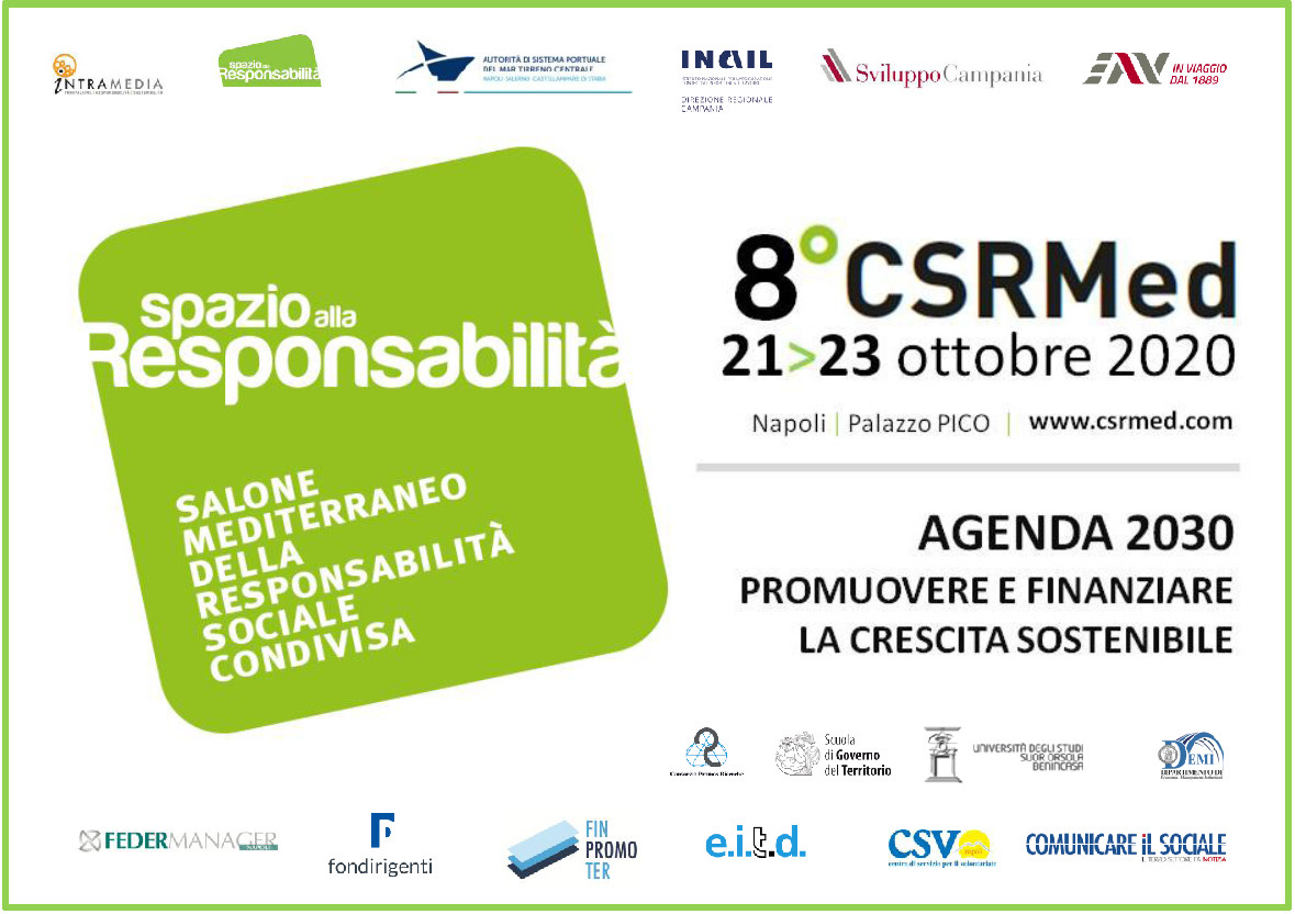CSRMed 2020 FORUM live streaming from 21 to 23 of October.