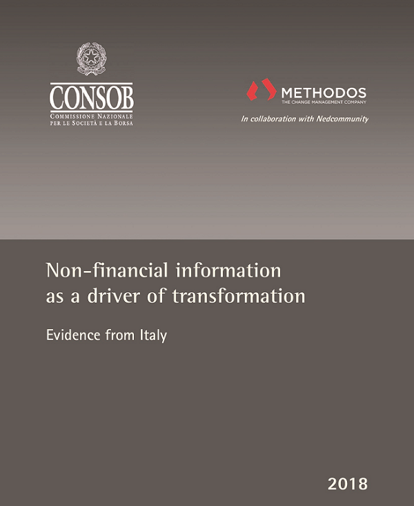 """Non financial information as a driver of transformation"""